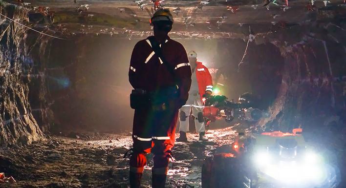 A tour of a modern mine – Anglo American