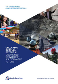 Annual reporting – Anglo American
