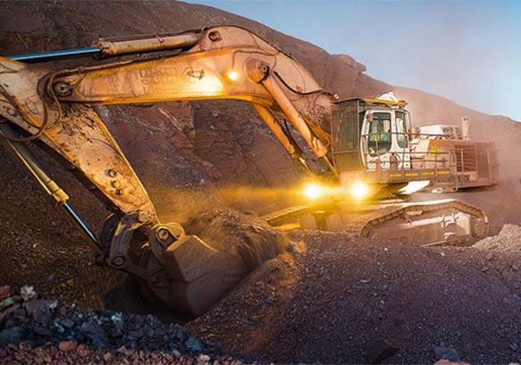 Iron ore mining in namibia