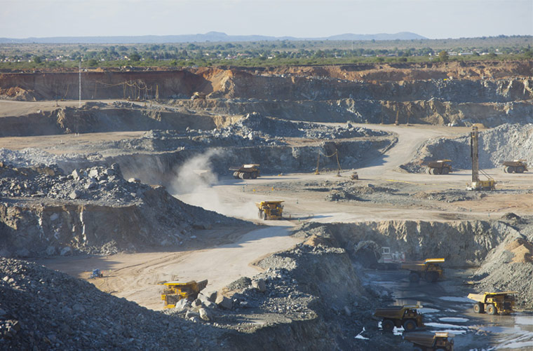 iron ore mining production equipment in chile
